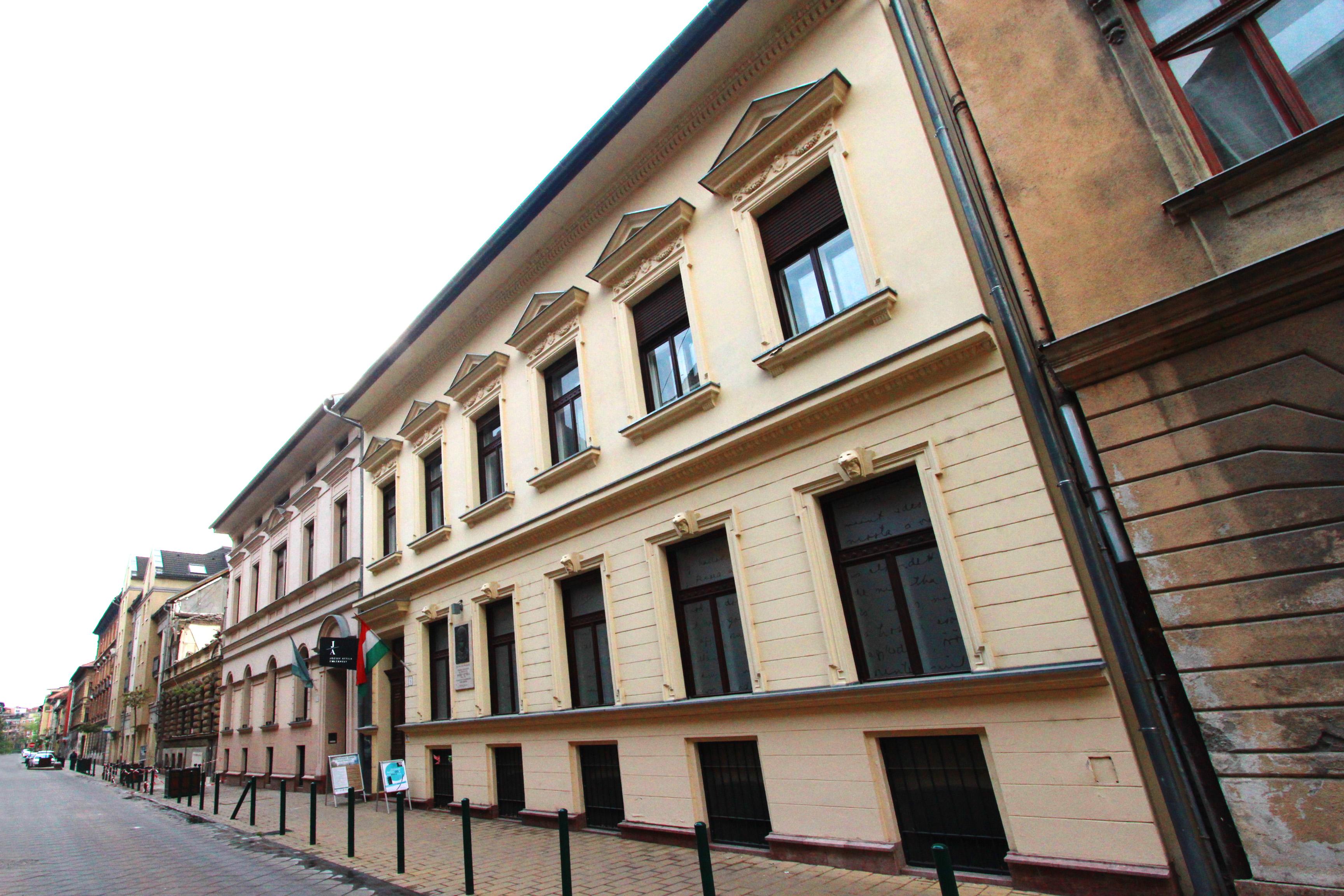 József Attila szülőháza
