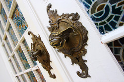 Gróf Edelsheim-Gyulai Ilonának családi palotája a Budai Várnegyed területén