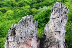Teve-szikla, Pilisborosjenő