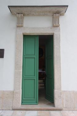Gárdonyi Géza keresztelő kápolnája