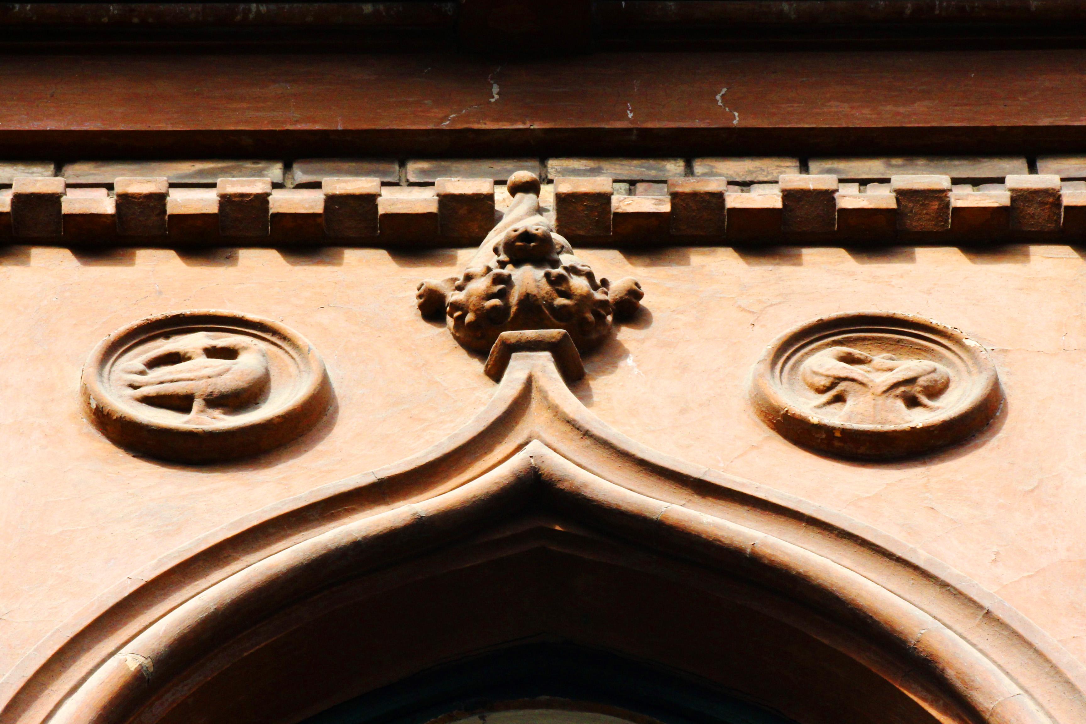 Jókai-Feszty villa, részlet