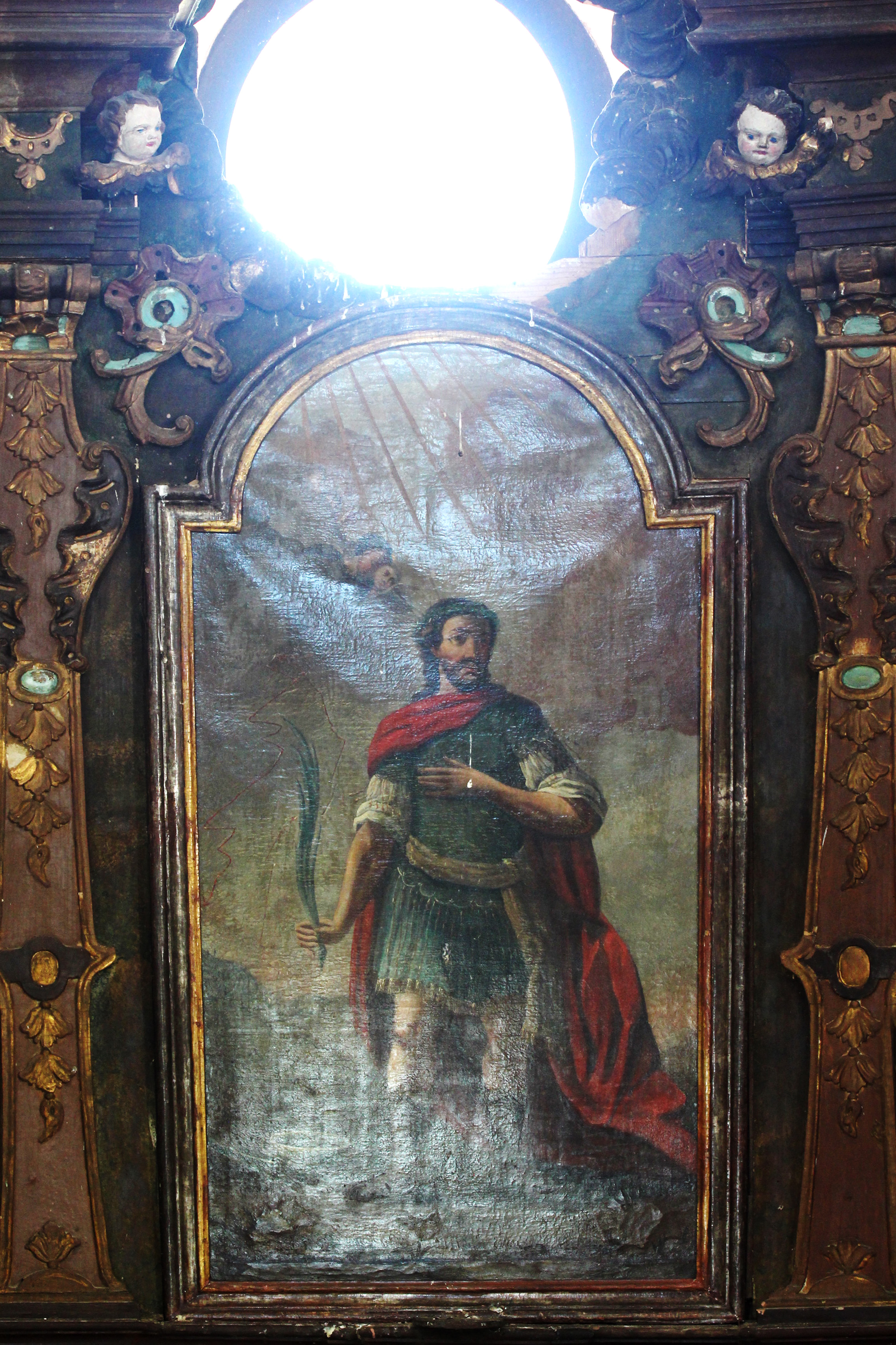 Balatonlelle, Szent Donát kápolna