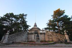 Széchenyi-kilátó a Széchenyi-hegyen