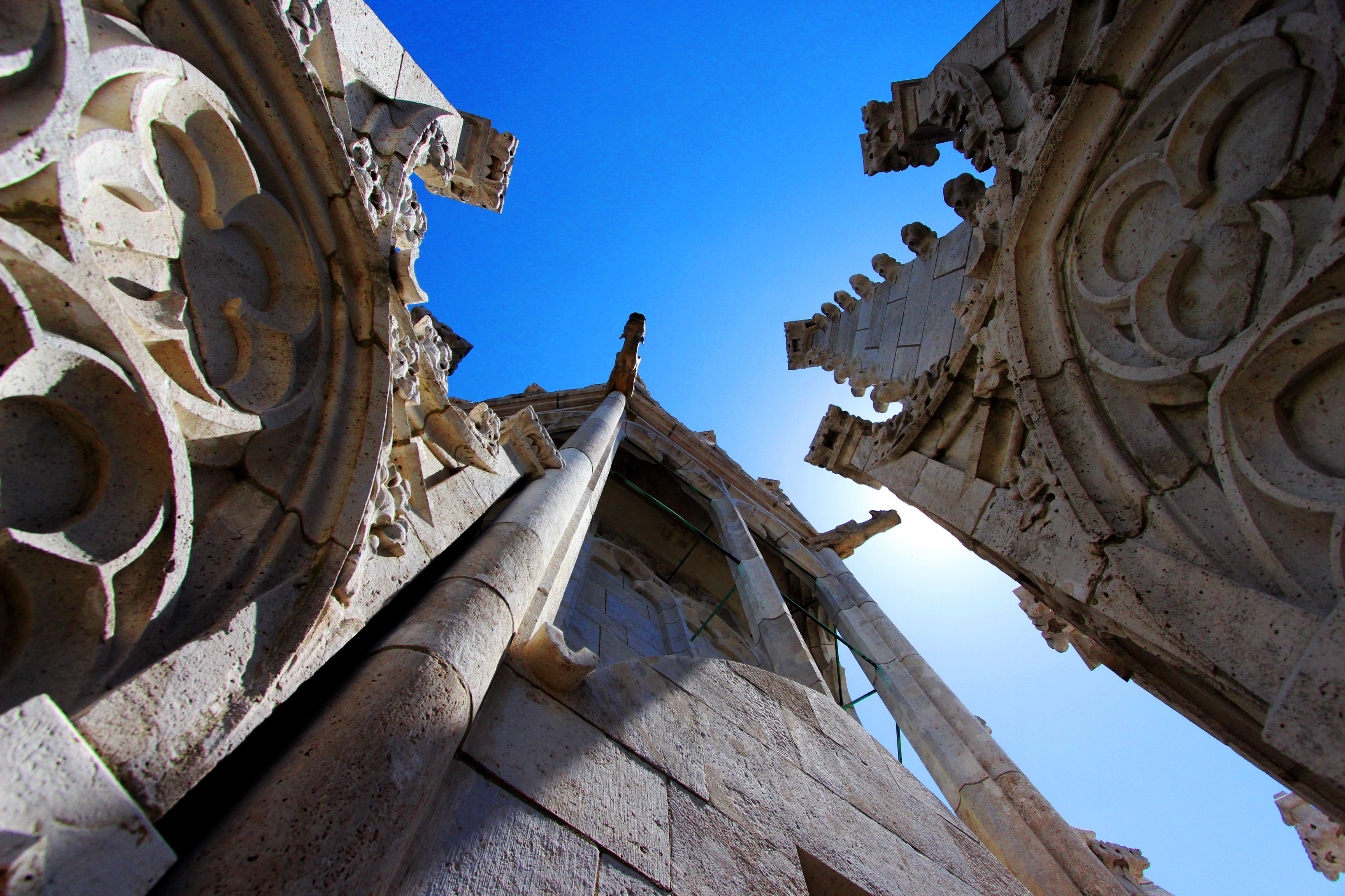 Mátyás-templom harangtornya