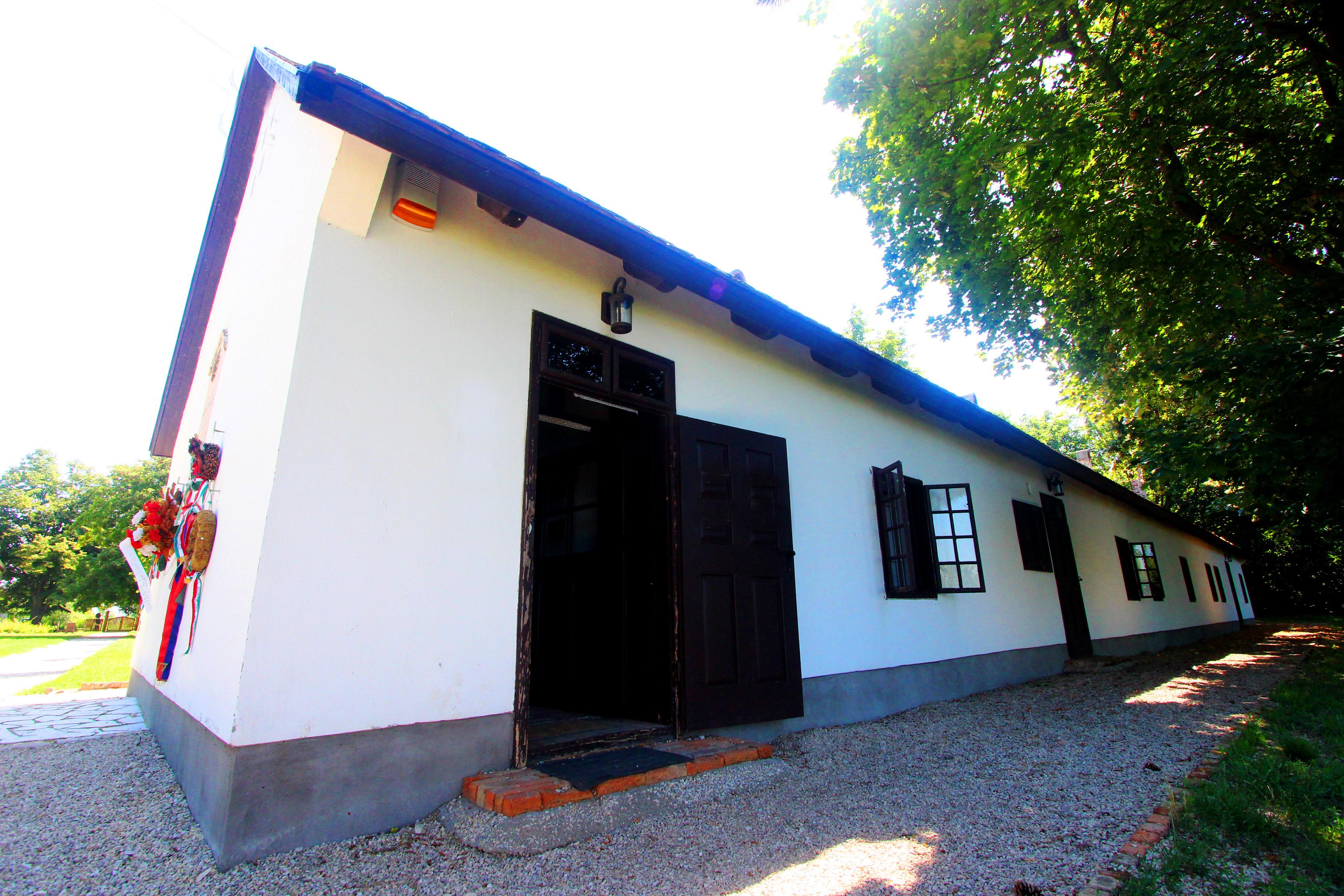 Gárdonyi Géza szülőháza
