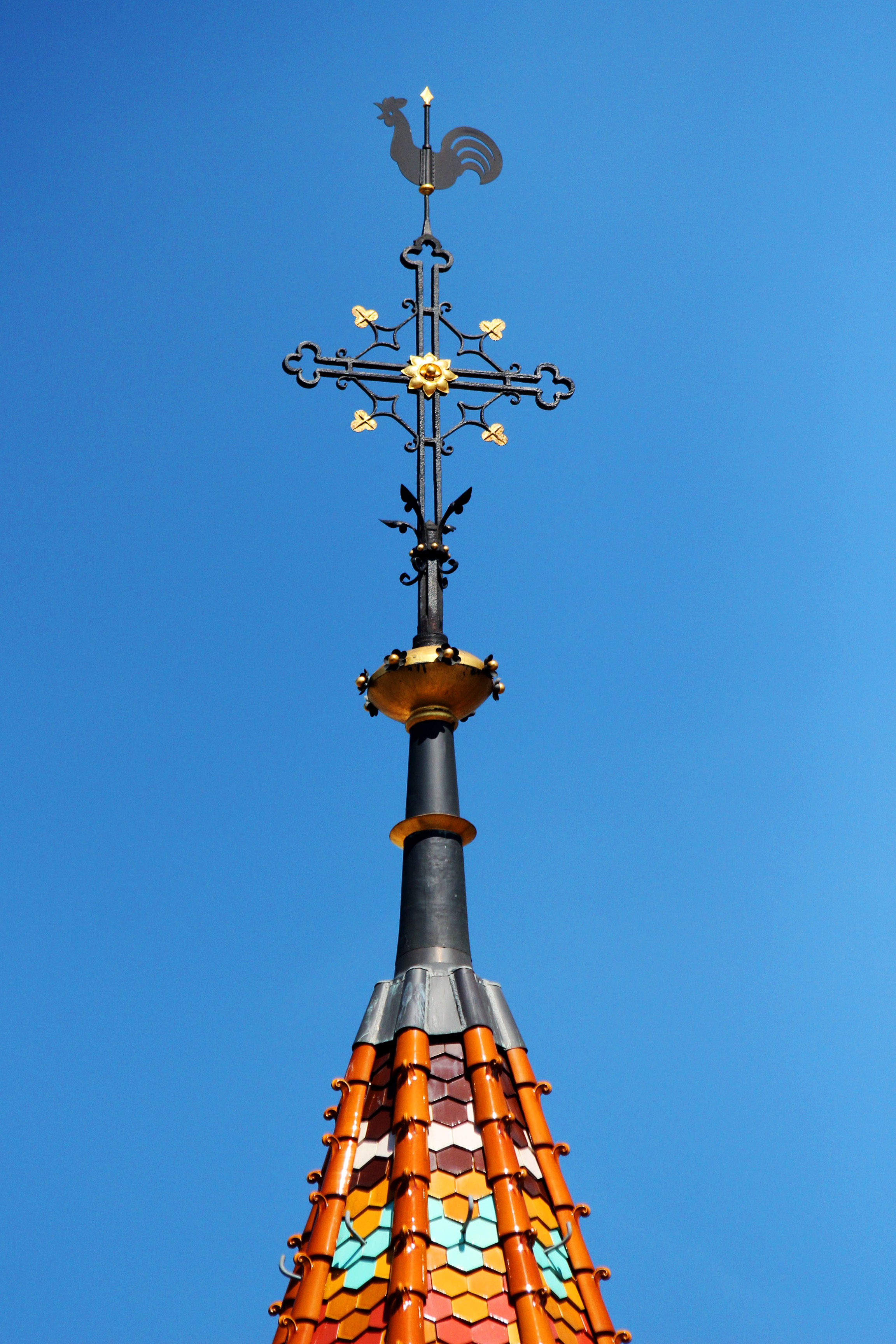 Mátyás-templom kívülről