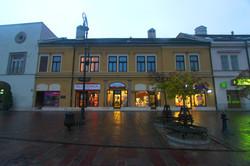 Kassa belvárosa