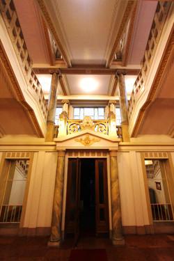 Az Igazságügyi Palota épülete