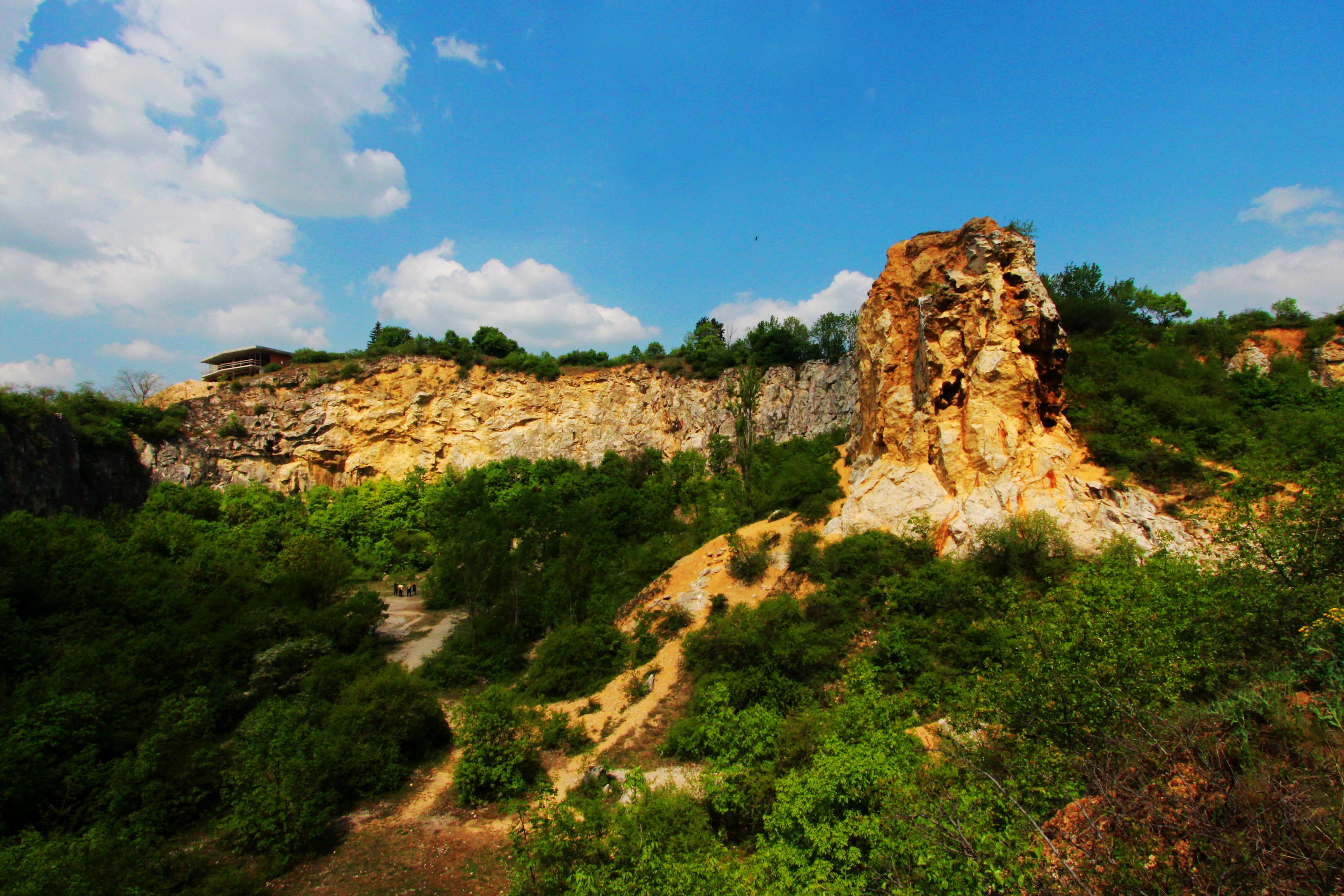 Róka-hegyi kőfejtő