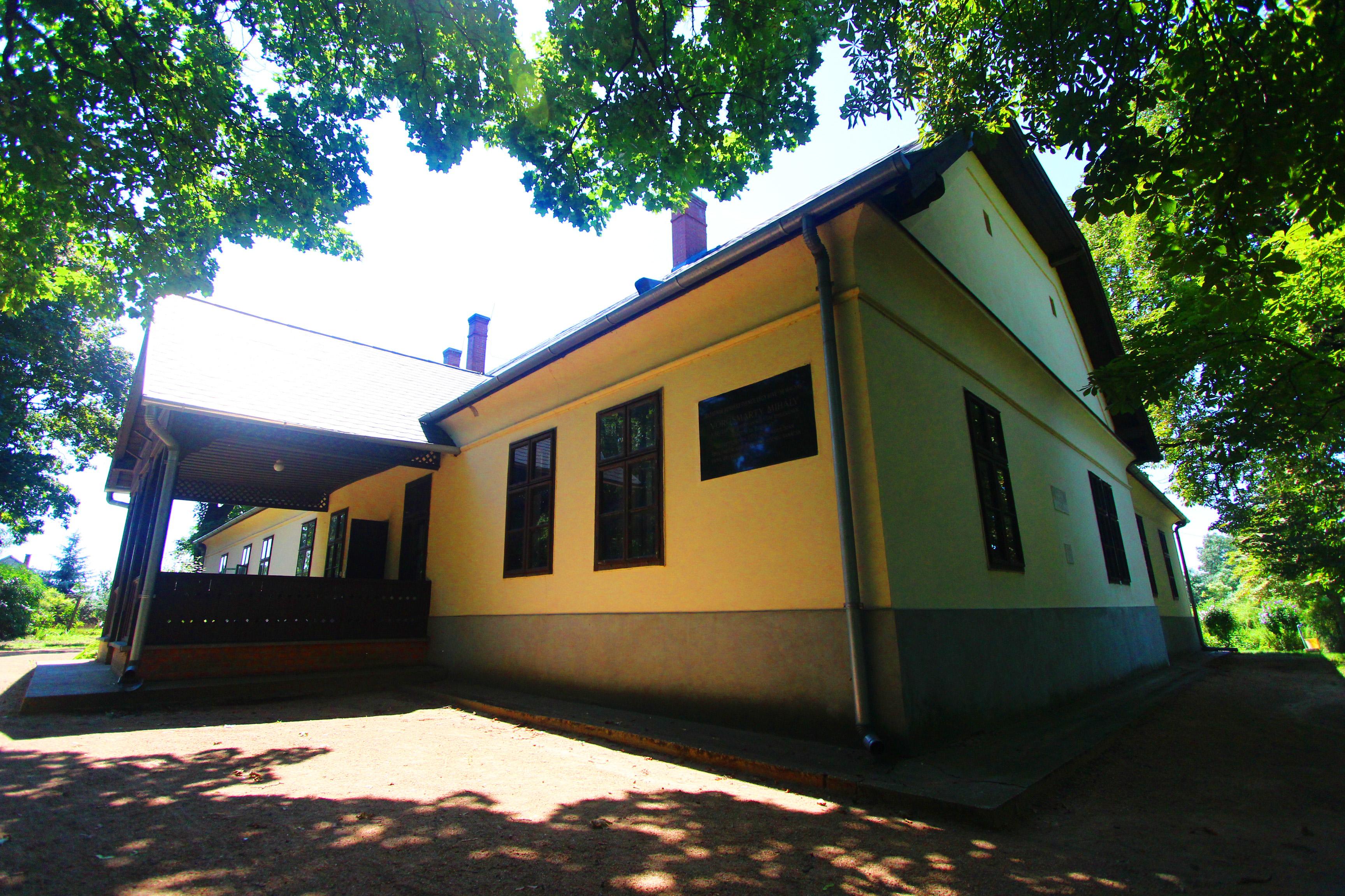 Vörösmarty Mihály gyerekkori háza