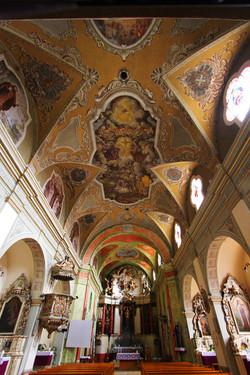 Székelyudvarhelyi Ferences templom
