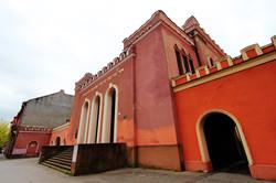 Puskinova utcai zsinagóga, Kassa