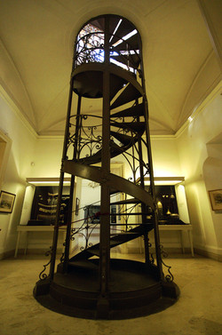 Festetics-kastély,feljáró a toronyba