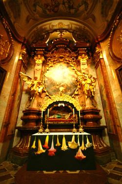 Melki Apátság temploma