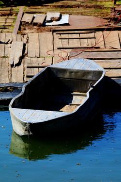 Pilismaróti hajótemető - urbex