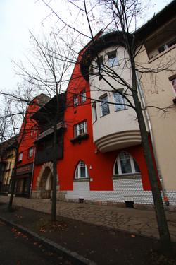 Wekerletelep, Kós Károly tér 12.