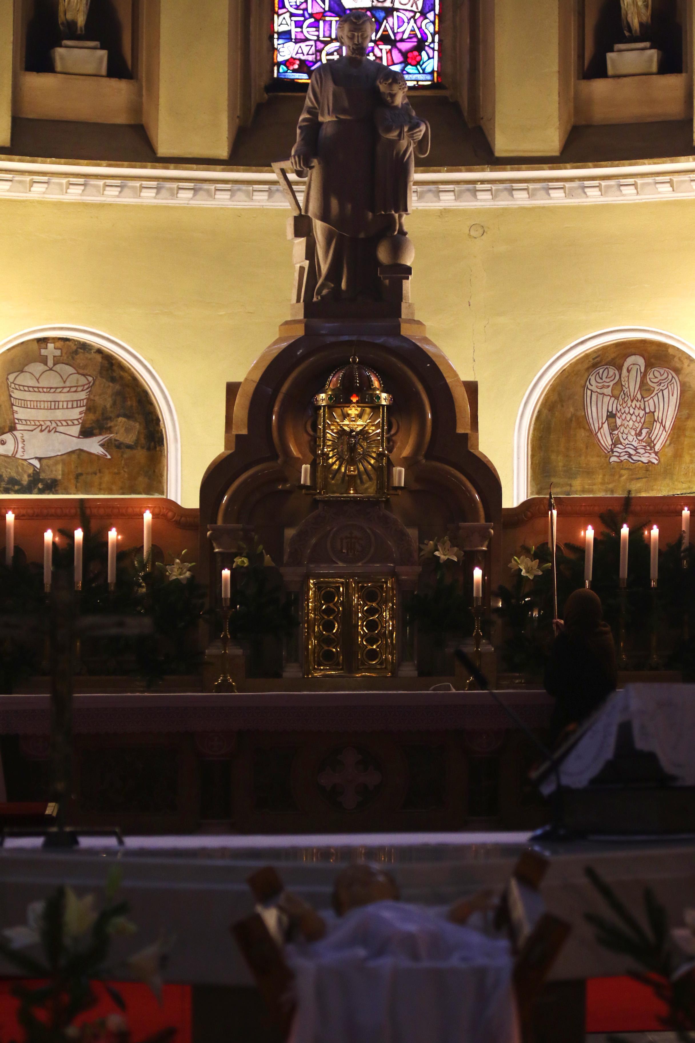 Wekerletelep, Budapesti Munkás Szent József templom