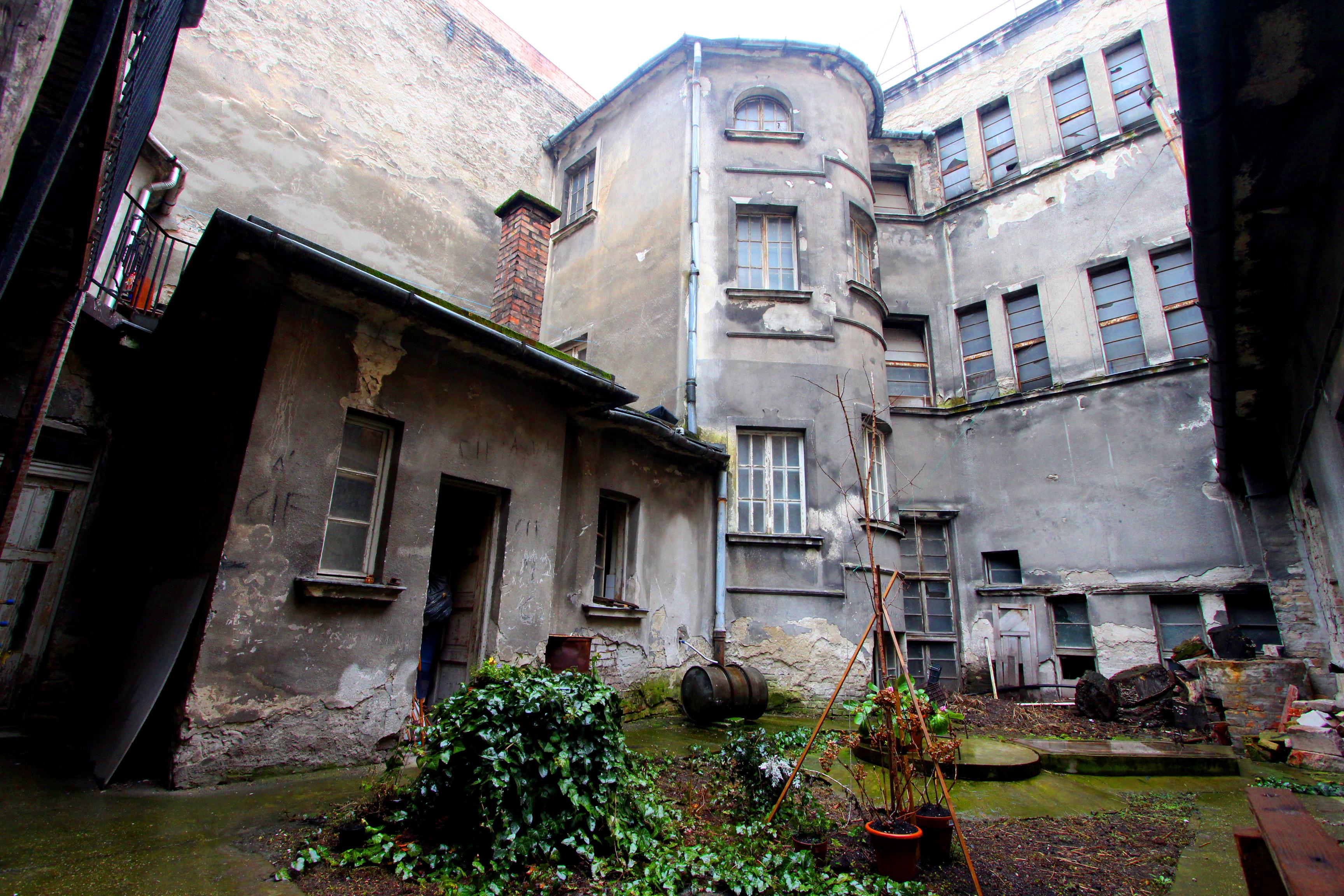 Kazinczy utcai rituális fürdő