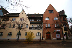 Wekerletelep, Kós Károly tér 13.