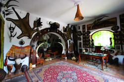 Balatonederics, Afrika múzeum