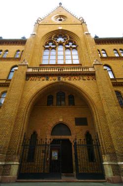 Nagy Ignác utcai unitárius templom