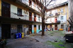 József Attila egyik gyermekkori otthonának mai is álló háza a IX. kerületben.