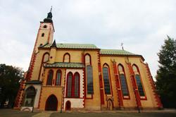 Besztercebánya - Szűz Mária templom