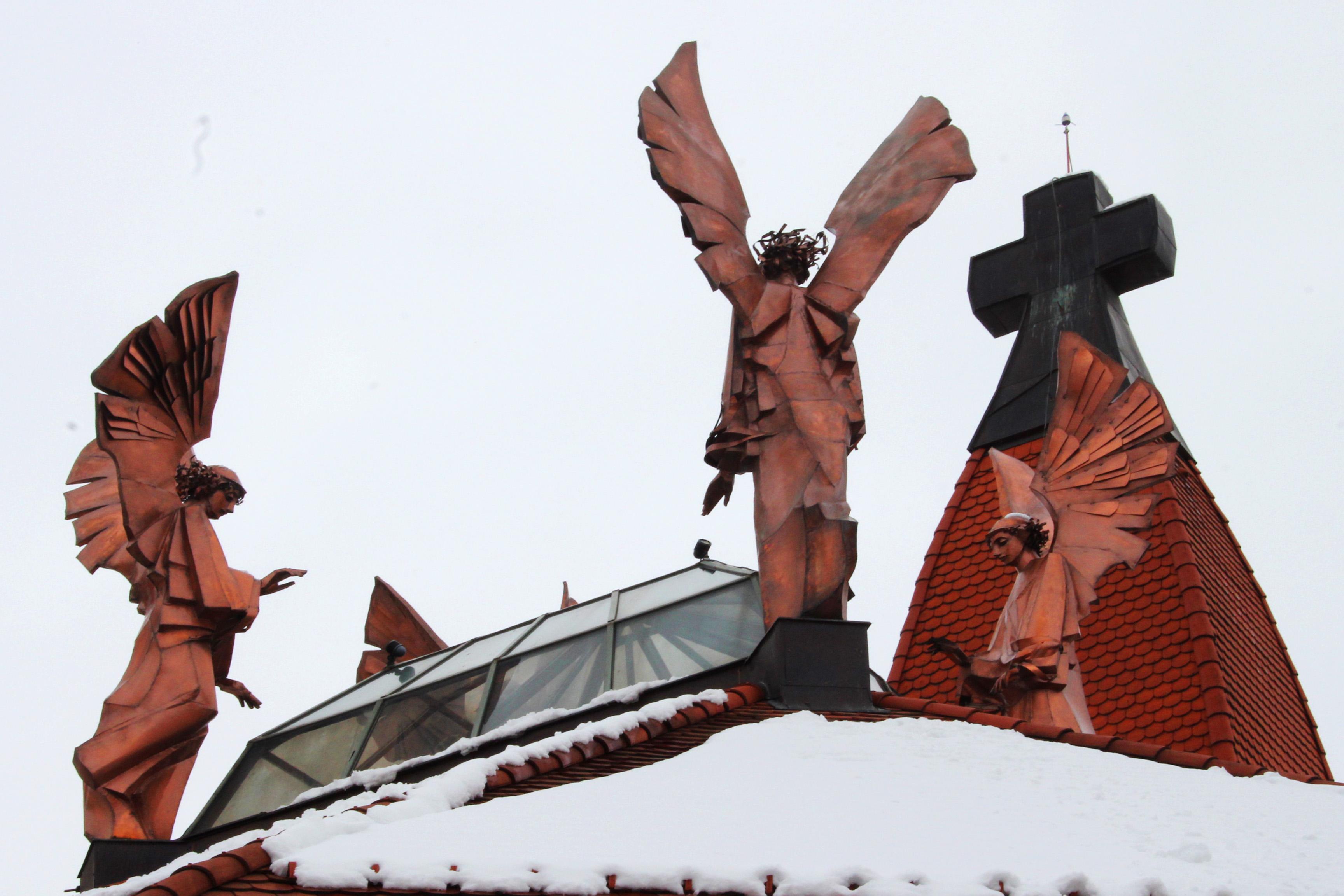 Makovecz Millenniumi temploma