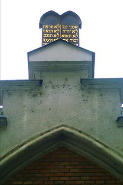 Frankel Leó úti zsinagóga