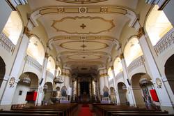 Székelyudvarhelyi katolikus templom