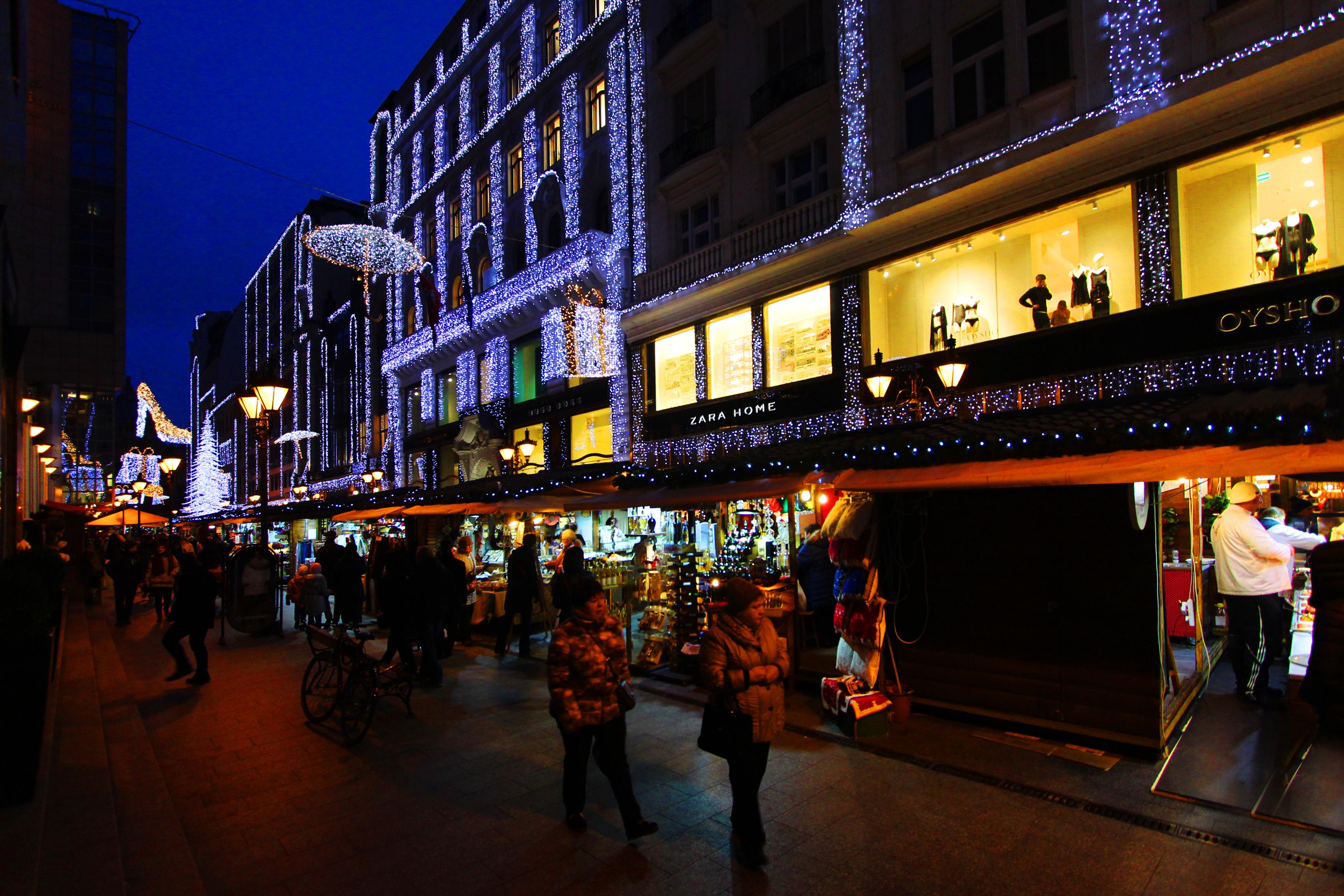 Vörösmarty téri karácsonyi vásár