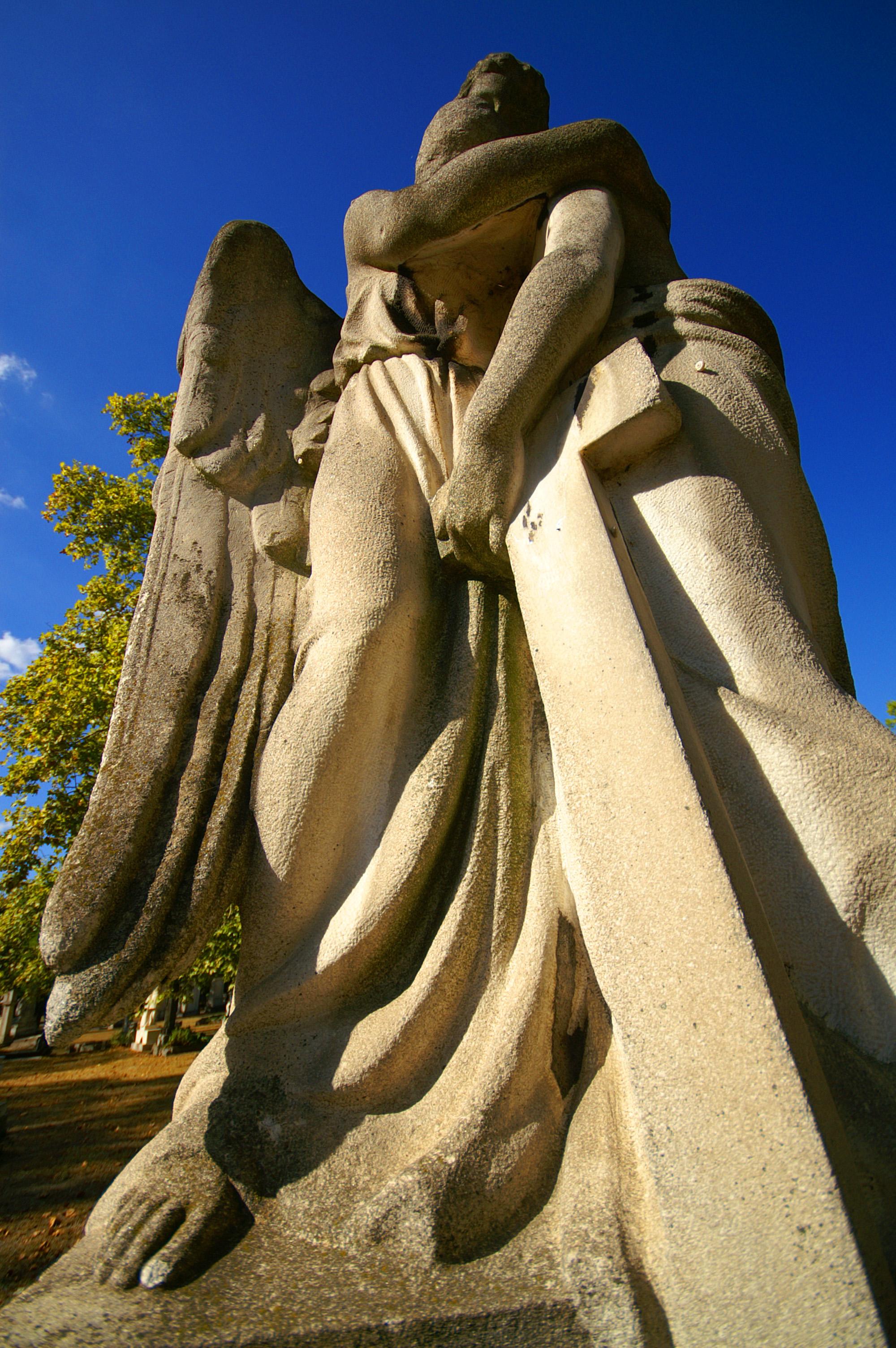 Séta a Kerepesi temetőben