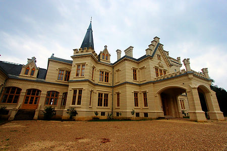 Nádasladányi kastély