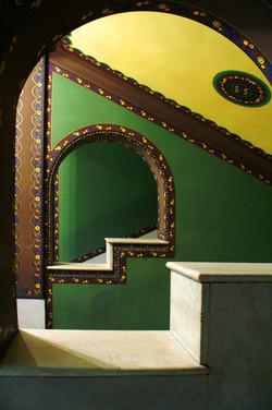 Marosvásáhelyi Kultúrpalota belülről