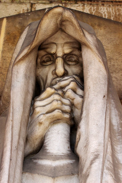 Árkádsor a Kerepesi temetőben