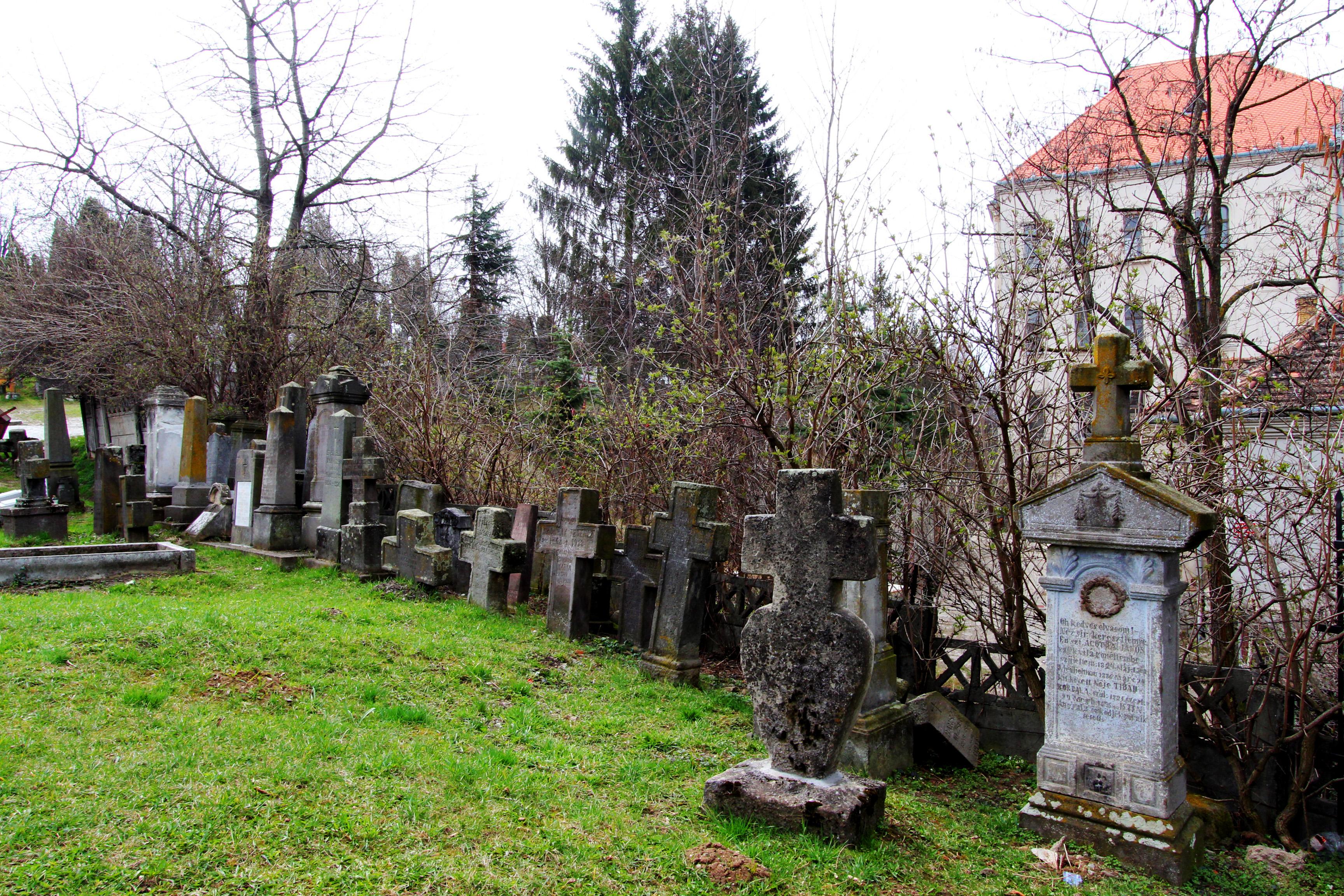 Székelyudvarhely katolikus temetője