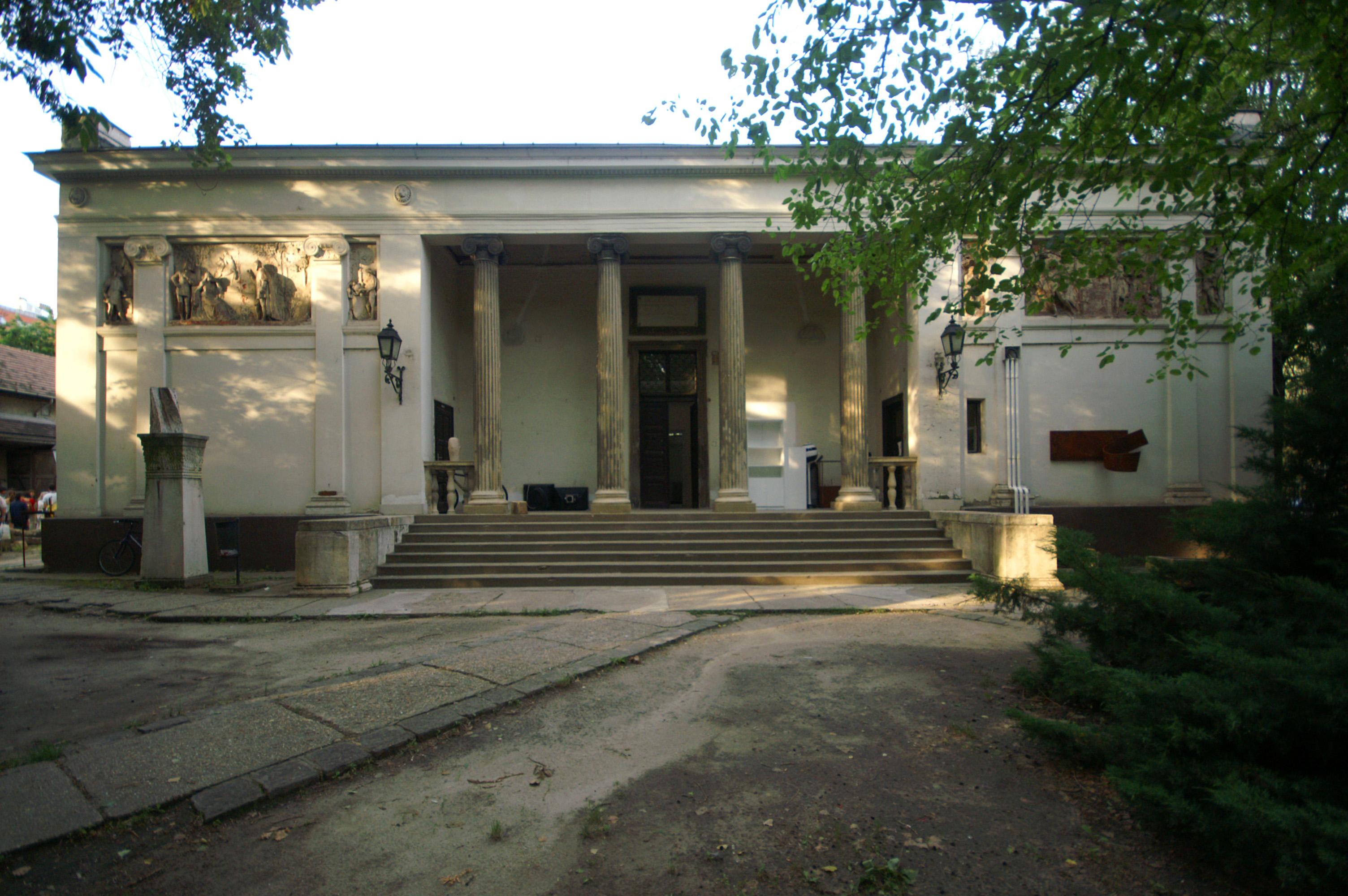 Képzőművészeti Egyetem Epreskertje