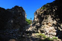 Zádor-vár, Pécsely