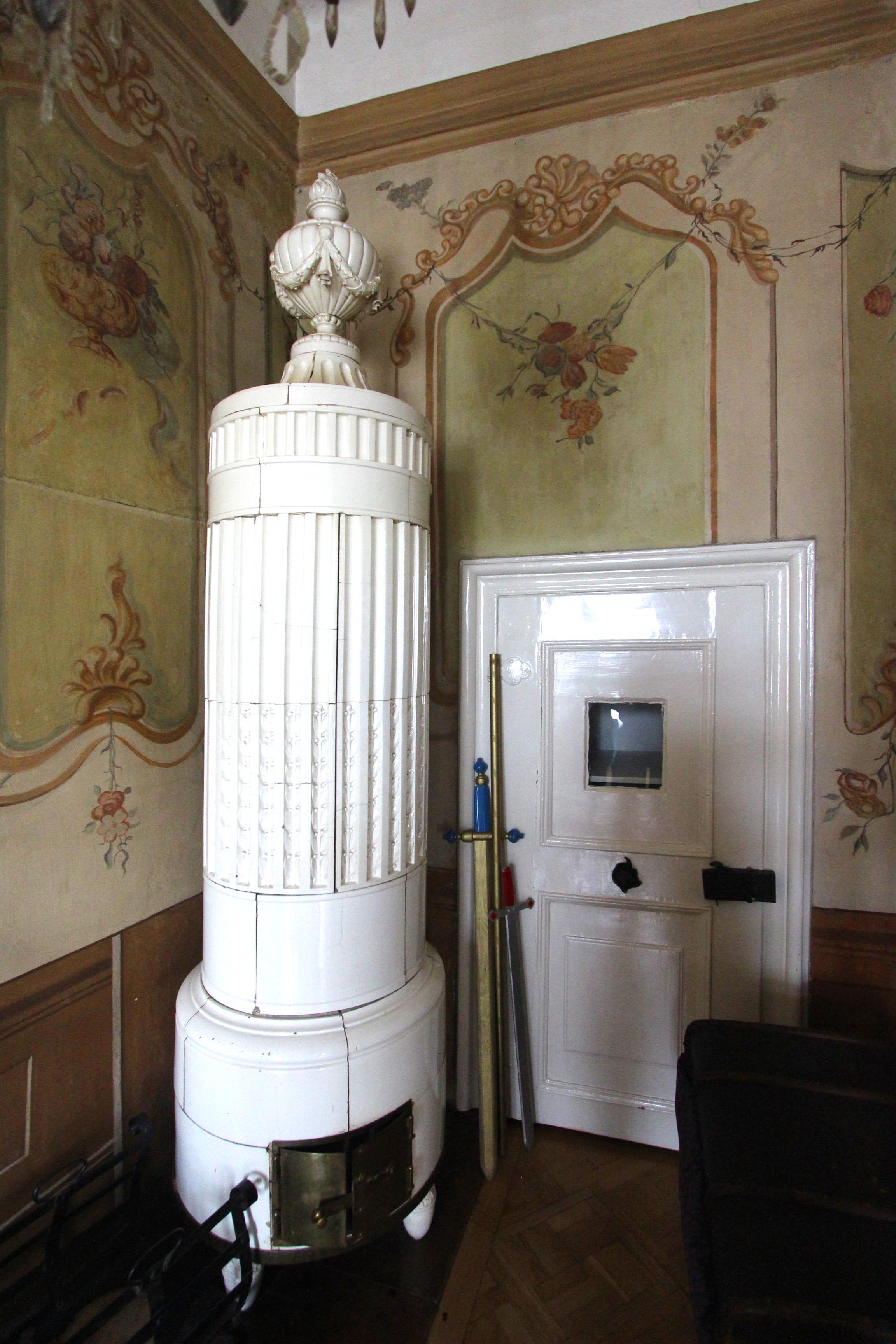 A de La Motte-Beer palota a Budai Várnegyed területén