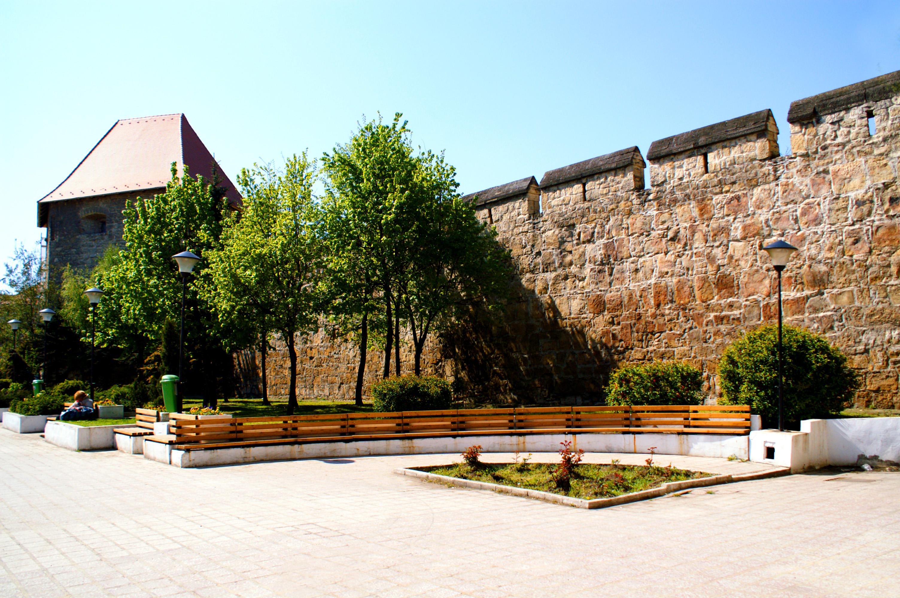 Kolozsvár belvárosa