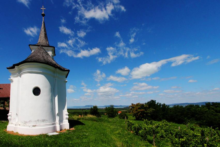 Szent Donát kápolna, Balatonlelle