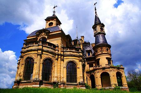 Shossberger-kastély