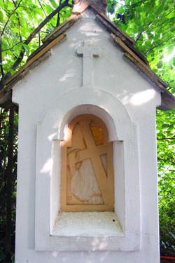 Kisoroszi, Kálvária-domb