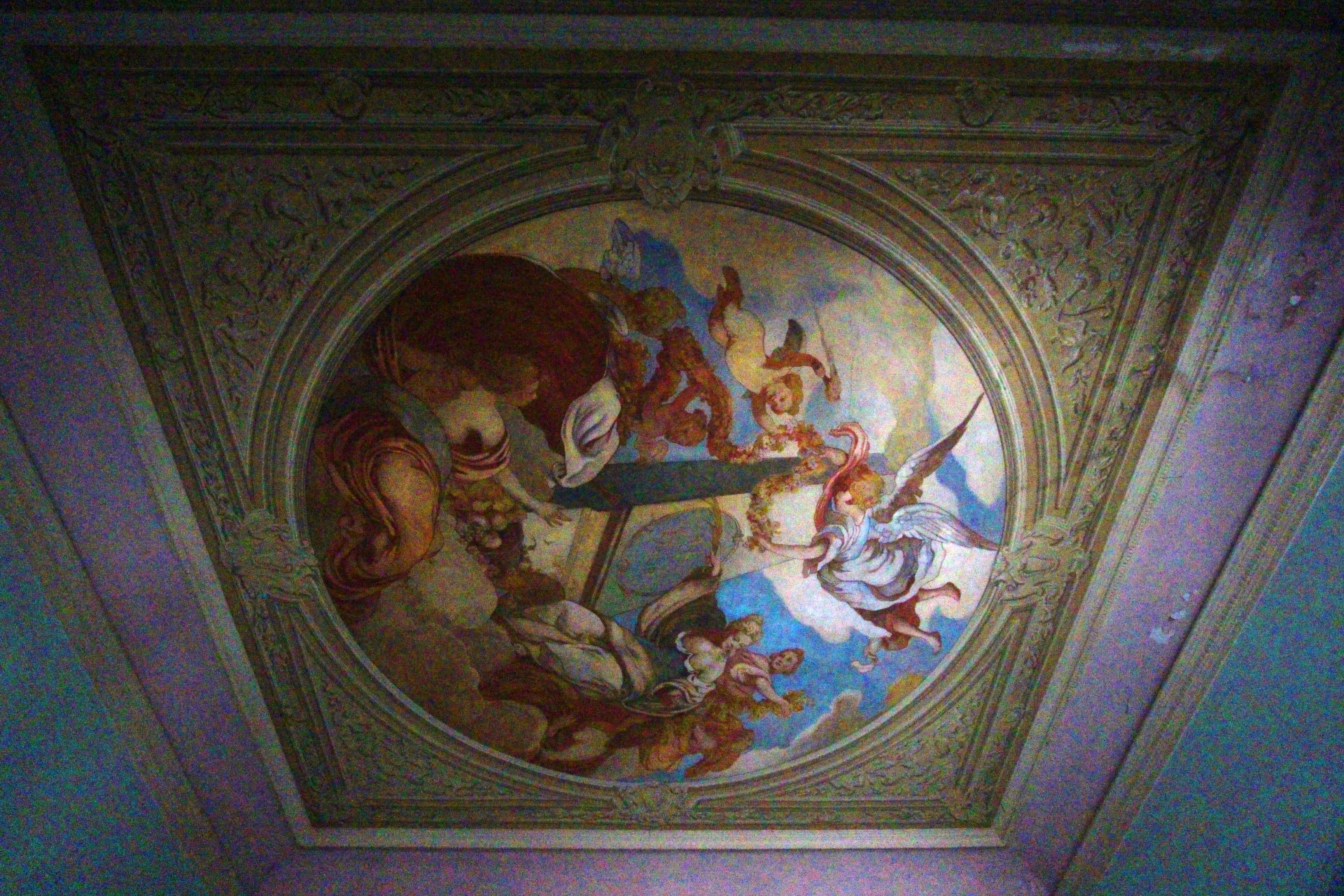 Egy majdnem Lotz-freskó