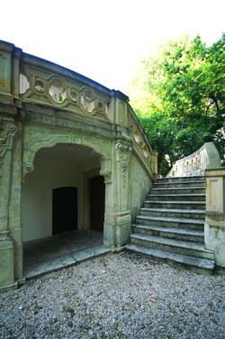 Az Epreskertben található Kálvária