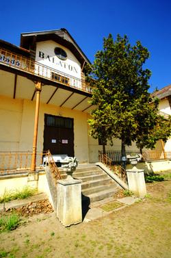 A százéves Balaton Hotel Keszthelyen