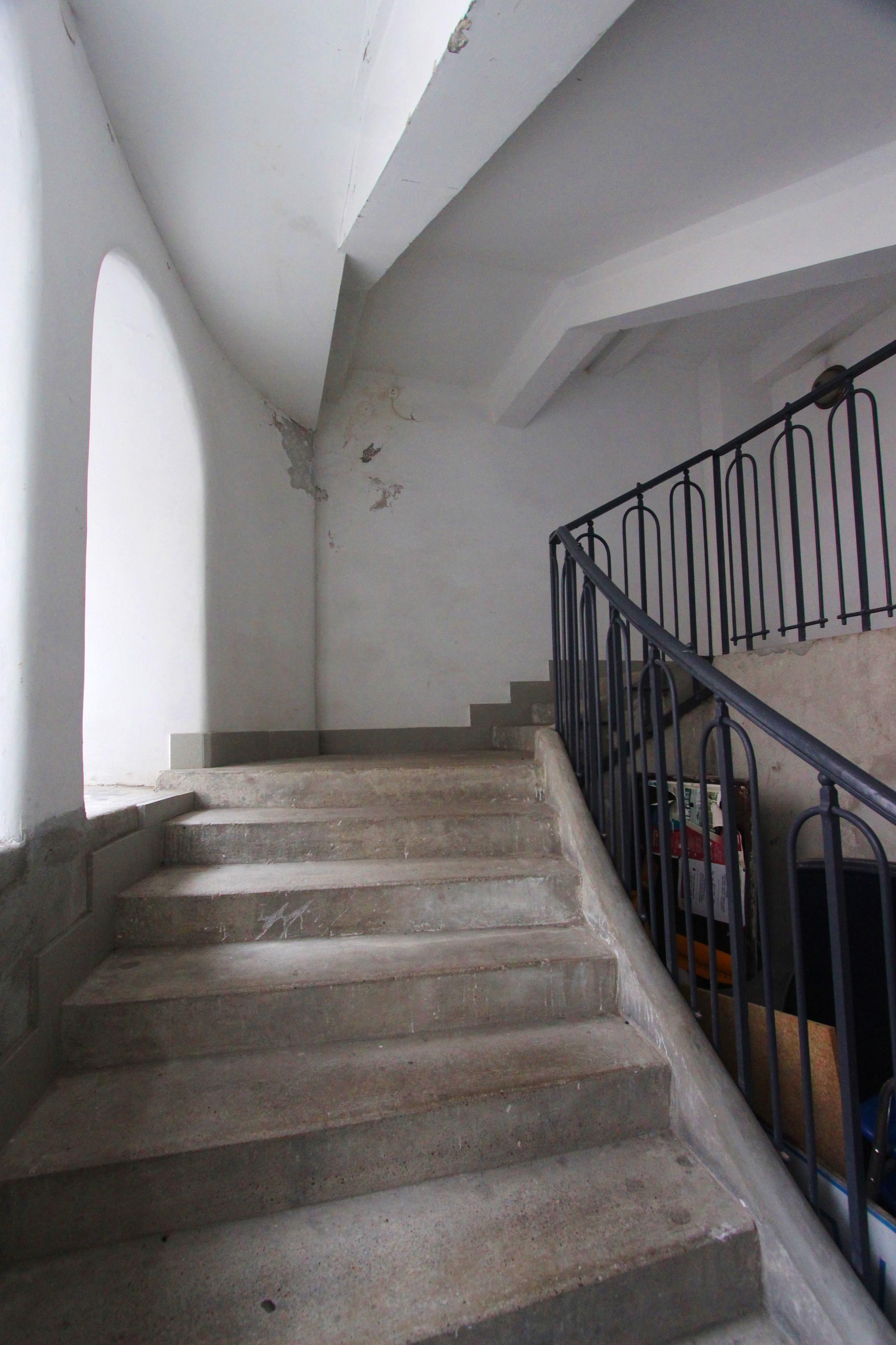 Kazinczy utcai zsinagóga belülről