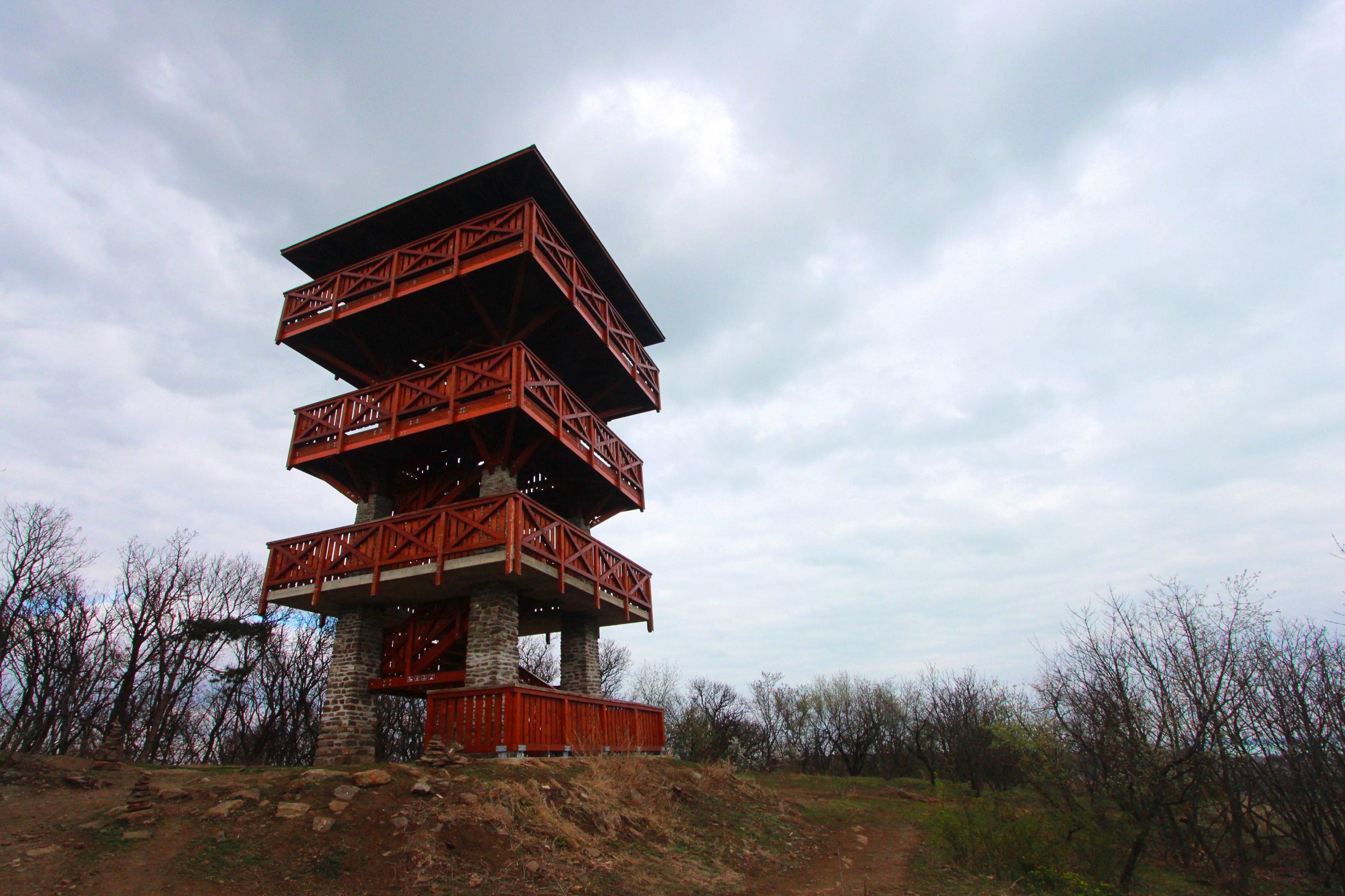 Tihanyi Őrtorony kilátó