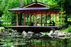Japánkert Szentendrén