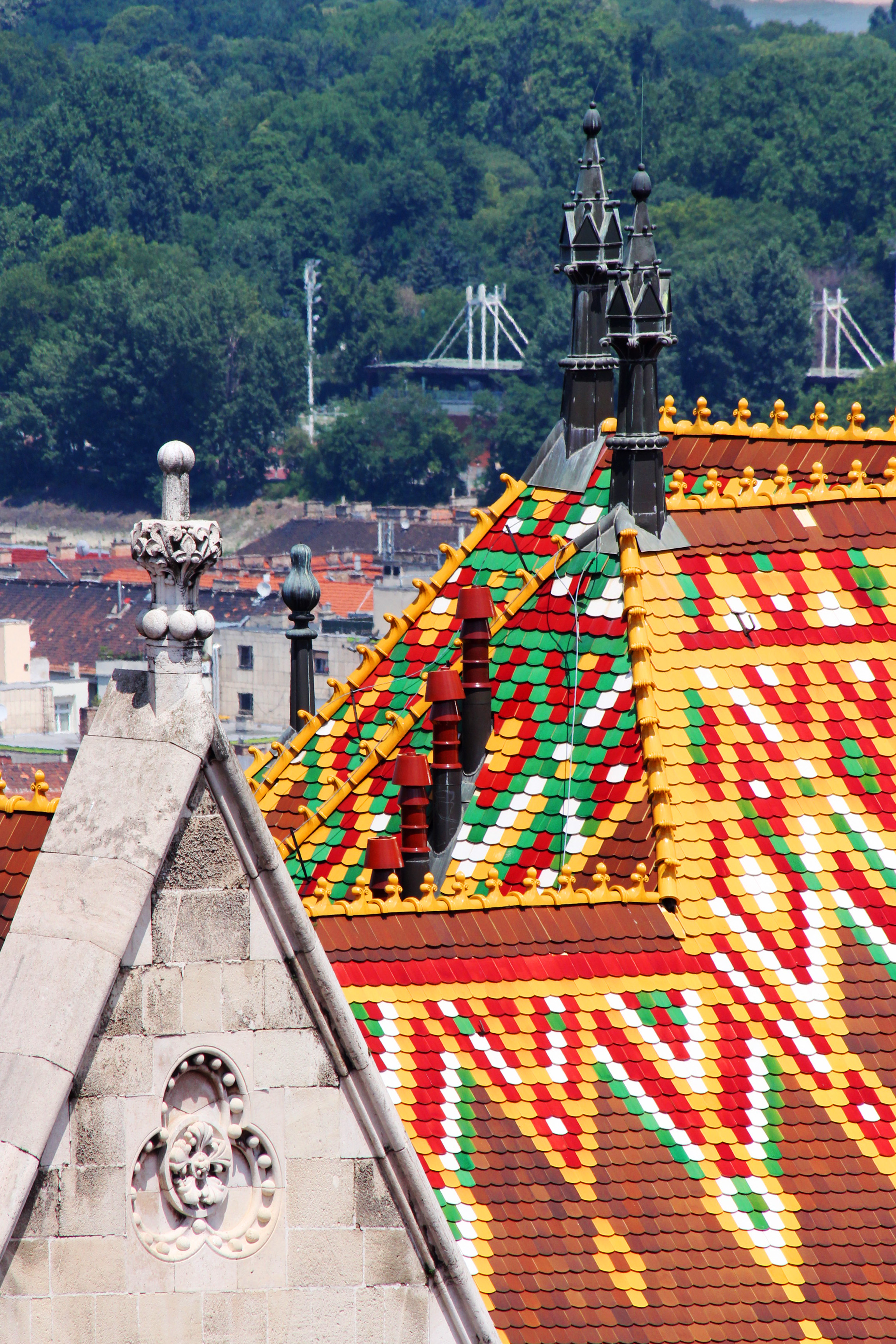 Budai Várnegyed, Mária Magdolna templom